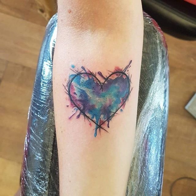 heart by @joshhingston