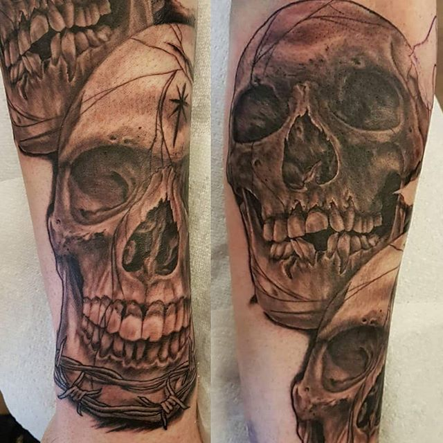 skullz by @joshhingston11.