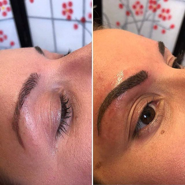 Don't forget to go and follow our resident semi permanent make up and  micbroblading artist. @nextlevel_cosmetic_tattooing_
