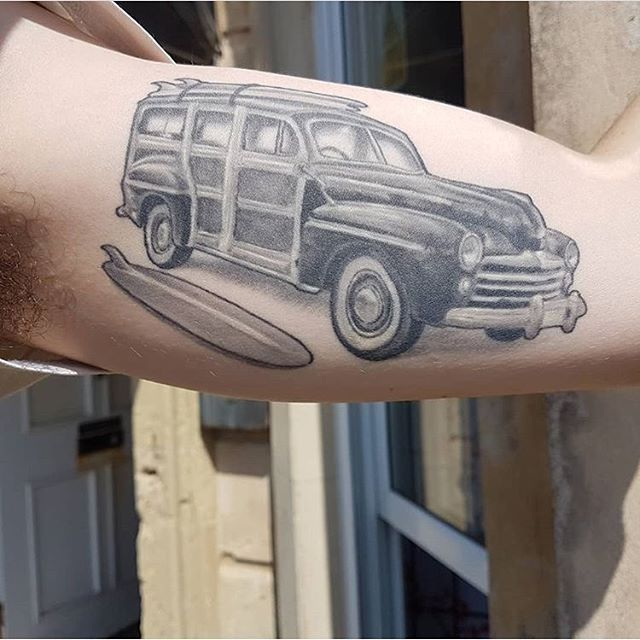 Healed VW ready for background by @joshhingston11